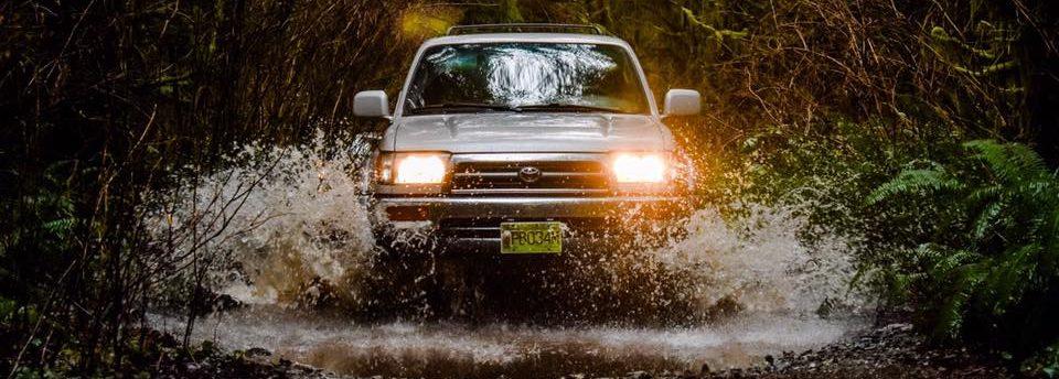 BC Toyota 4WD